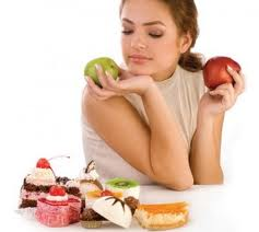 manzana o pastel